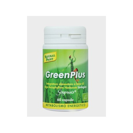 GREEN PLUS - NATURAL POINT -