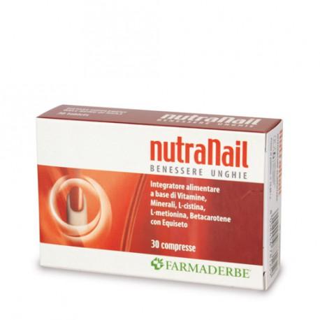NUTRANAIL BENESSERE UNGHIE - FARMADERBE -