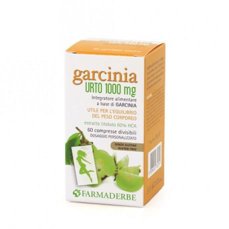 GARCINIA URTO 1000 MG FARMADERBE -