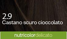 2.9 Castano Scuro Cioccolato