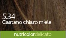 5.34 Castano Chiaro Miele